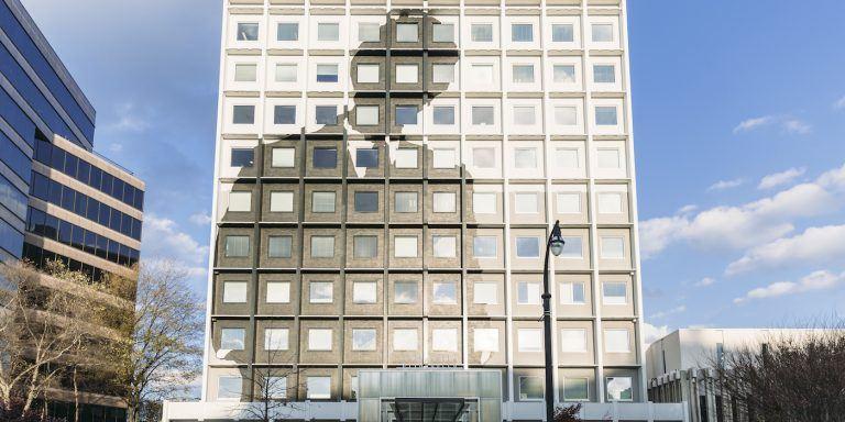 atlanta silhouette building