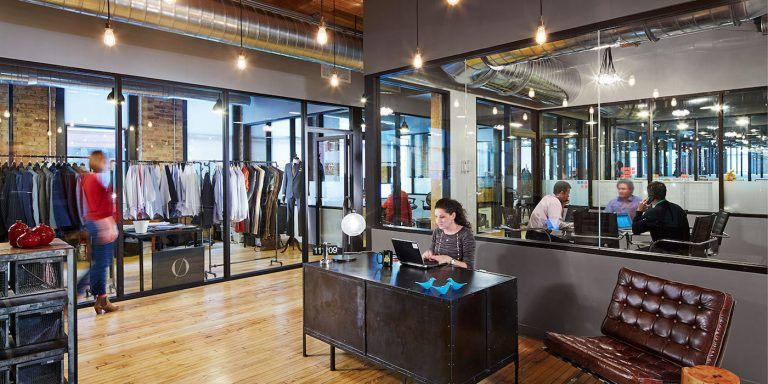 chicago river north coworking space