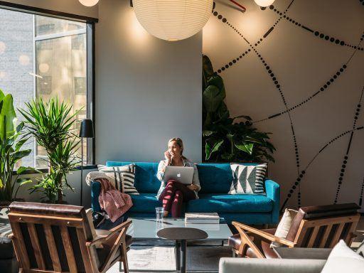 coworking space in DTLA