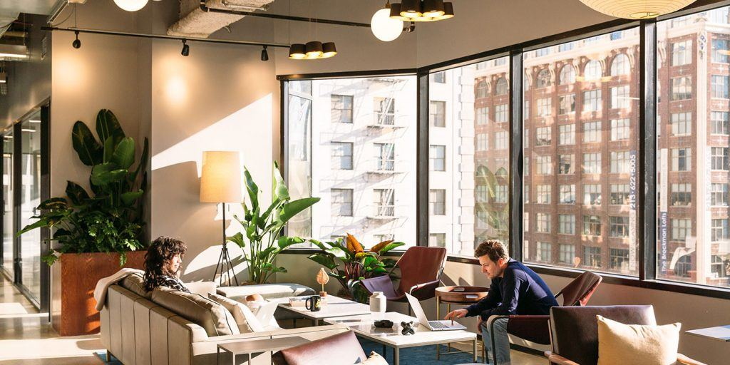 Los Angeles Downtown Coworking Office Space Industrious