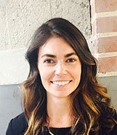 Picture shows Alexandra Irvin Lioy - Community Manager