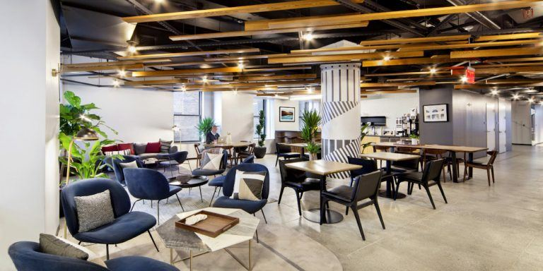 union square coworking space