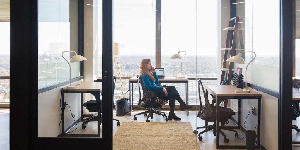 Coworking Office Space InCharlotte