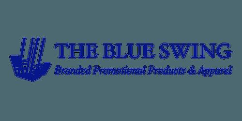 The Blue Swing Logo