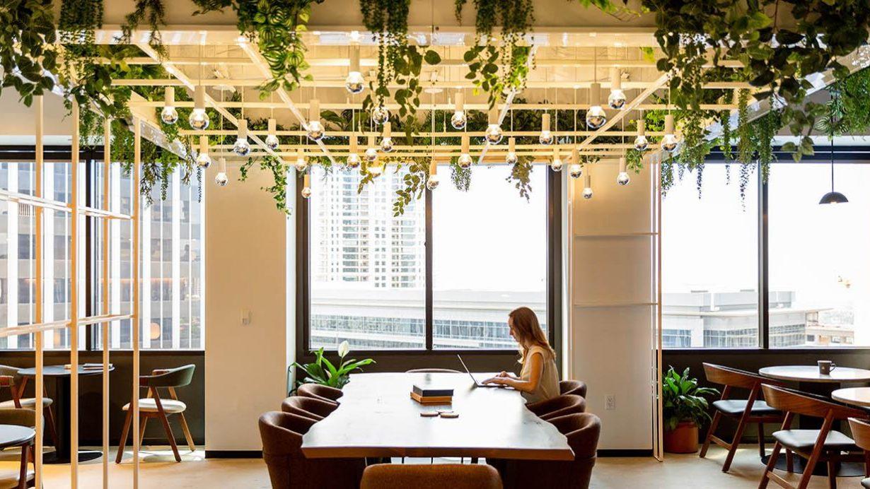 Premium Coworking Office Space In La Century City Industrious