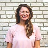 Picture shows Mallory Korenczuk - Operations Associate