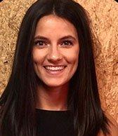 Picture shows Alyssa Clark - Operations Associate
