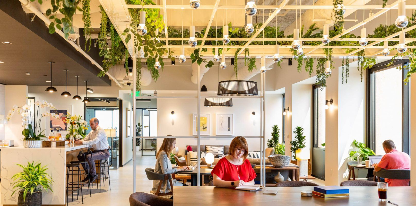 Coworking Space | Shared Office Space | Industrious Office