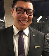 Picture shows Simon Ku - Senior Operations Associate