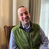 Picture shows Matthew Luette - Campus Ambassador