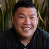 Picture shows Simon Ku - Operations Associate