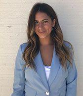 Picture shows Rachael Schaeffer - Operations Associate