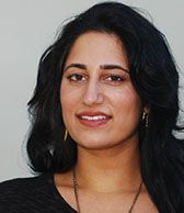 Picture shows Sithara Reddy - Community Manager