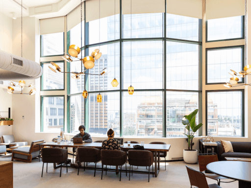 Humana was seeking office space in Boston with flexible terms to support its rapid change