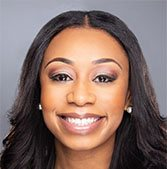 Picture shows Simone Trice - Community Manager