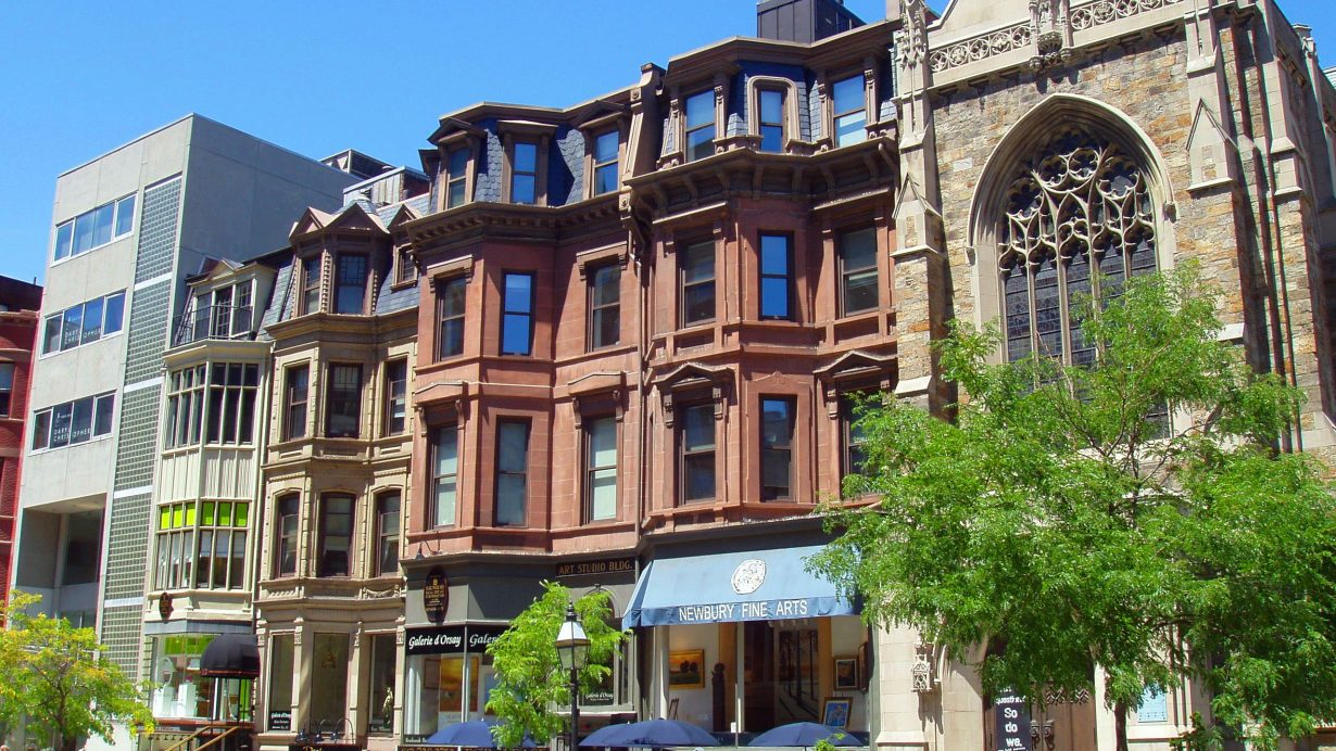 Discover all there is to do near Industrious Back Bay in Boston.