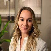 Picture shows Lia Folger - Community Manager
