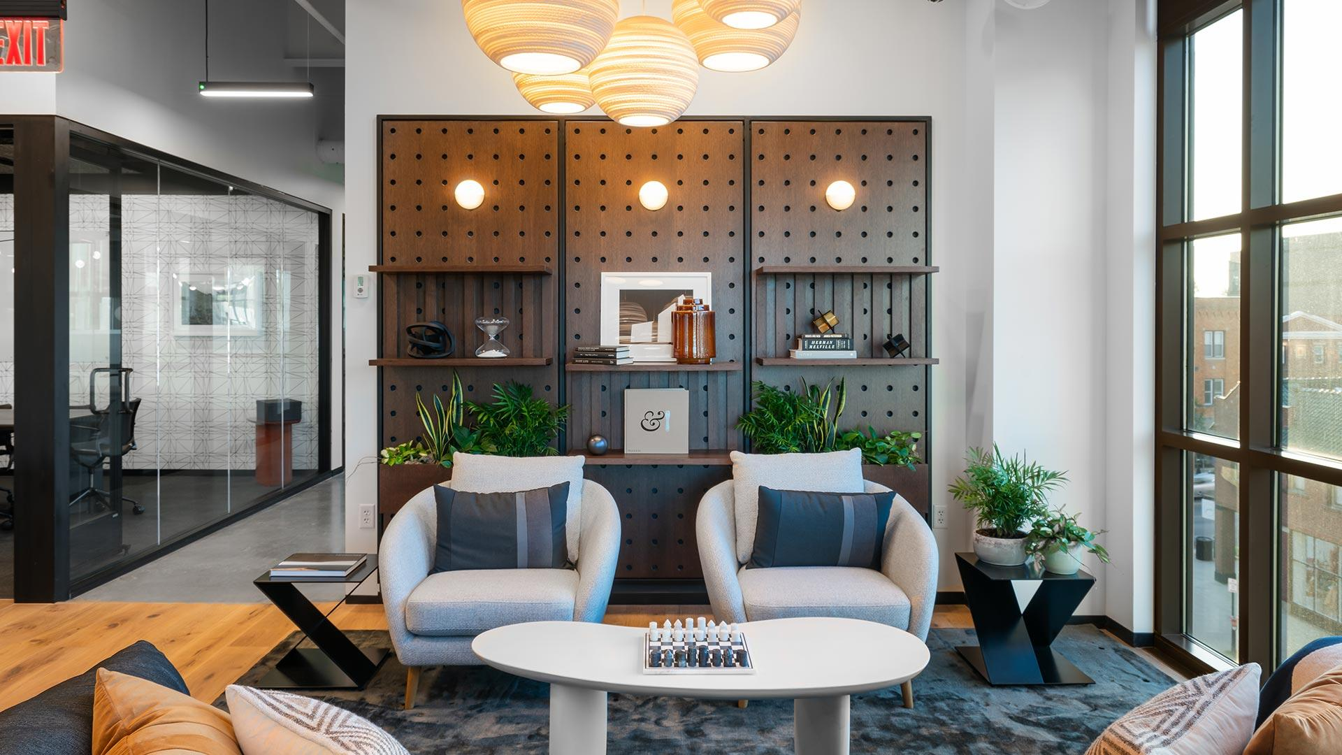 Columbus Coworking Private Office Space Industrious Office