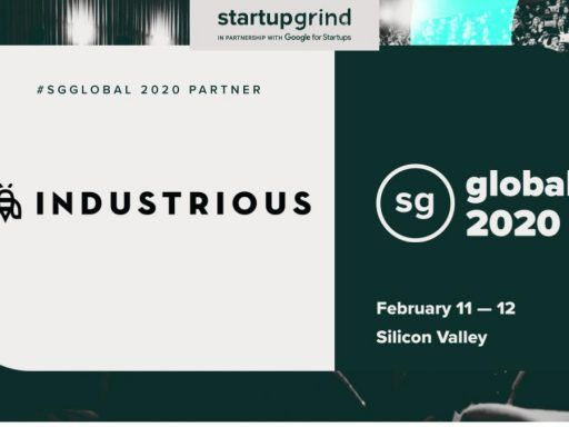 The 2020 Startup Grind Global Conference is for startups