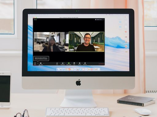 More ways to improve your next video conference.