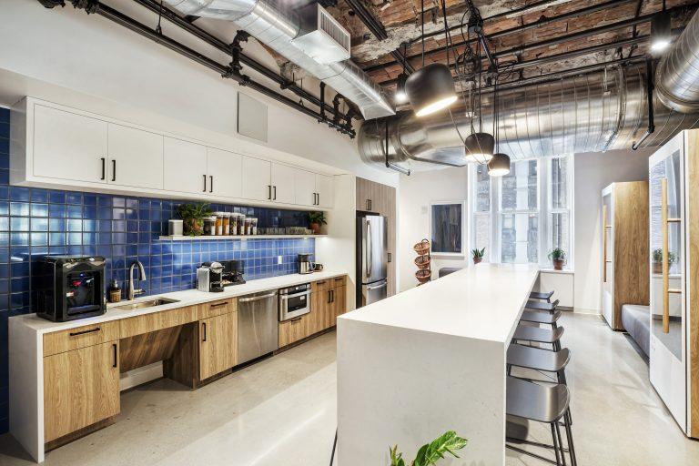 39th St - 7th Floor Kitchen