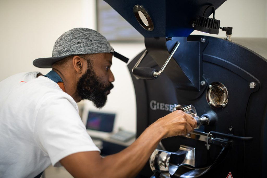 Settling on a roast profile requires extensive testing to understand the bean's flavors and roasting beahviours. (Field of Study Design)