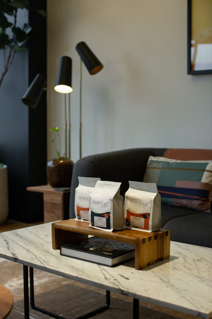 You'll be able to try Portrait Coffee Roasters at Industrious locations throughout the year. (Aspen Jeanne Photography)