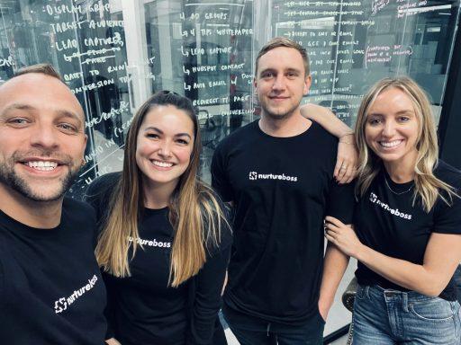 Nurture Boss helps brands create better customer experiences. (Team Selfie)