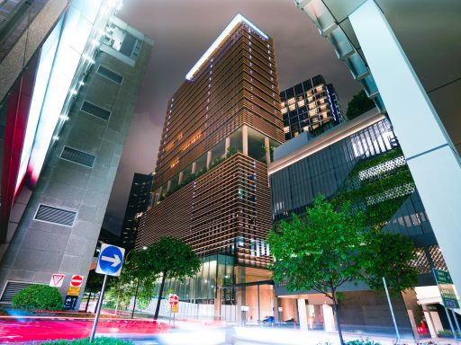 Industrious is partnering with SIN Capital on its first international location in Singapore. (Courtesy SIN Capital)