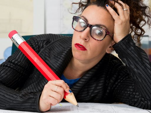 Jill Salzman is the founder of The Founding Moms, a community for mom entrepreneurs. (Eileen Molony)