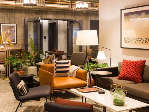Get a look inside Minneapolis' Industrious North Loop.