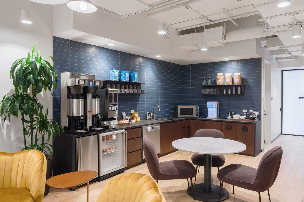 Craft coffee and afternoon snacks are available in the café each day.