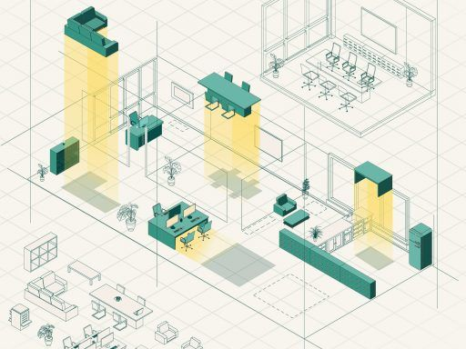 Industrious' newest white paper includes four thought experiments on the future of the workplace.
