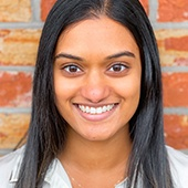 Picture shows Amika Lalak - Community Manager
