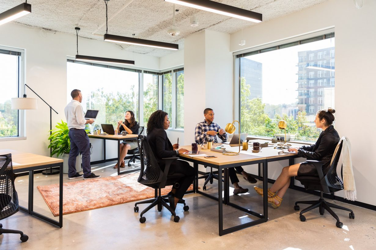 Industrious partnered with the company to build out workplaces that its employees would love, so it could balance retention and expansion.