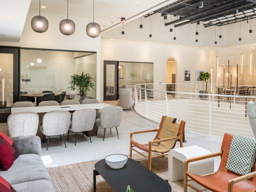 Industrious Old Pasadena is a flexible workspace just outside of Los Angeles.