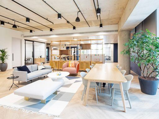 Hana by Industrious at 245 Hammersmith is a flexible workplace in the heart of West London.