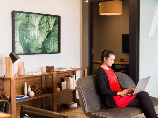 A number of companies are implementing hybrid work polices as part of their return-to-office strategies.