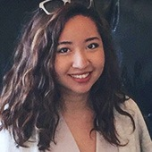 Picture shows Lauren Li - Operations Associate
