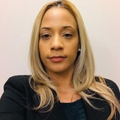 Picture shows Pamela Rafi - Conference Experience Manager